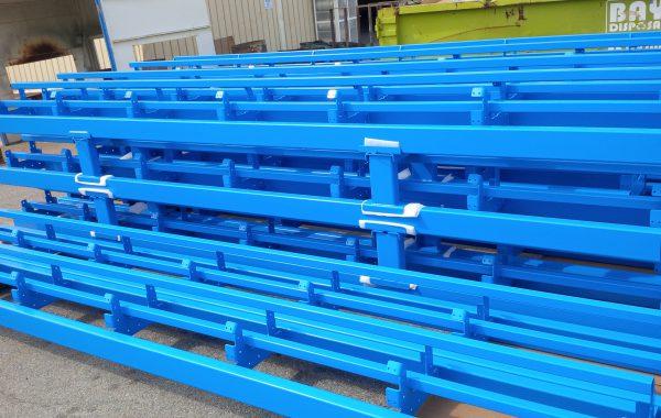 Blue Framing