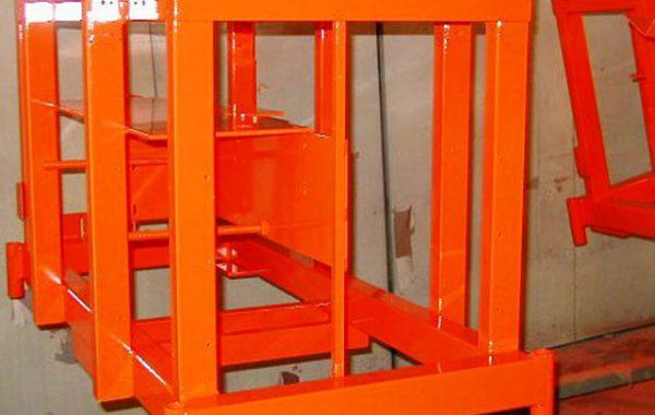 Orange Coating
