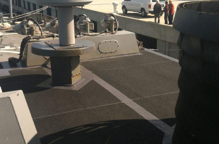 USS Porter Peel & Stick Non-Skid