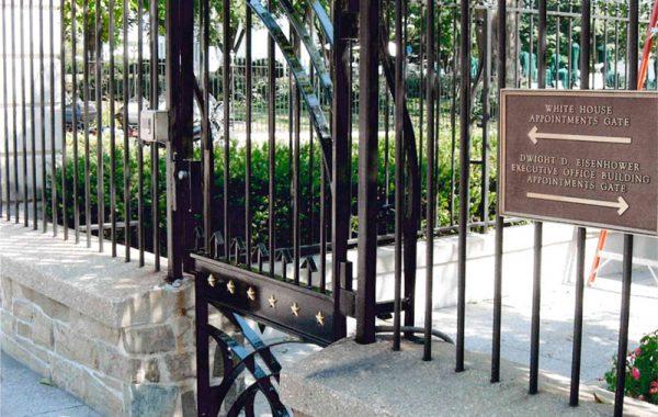 White House Gate